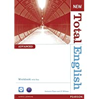 New Total English Advanced Workbook with Answer Key and Audio CD