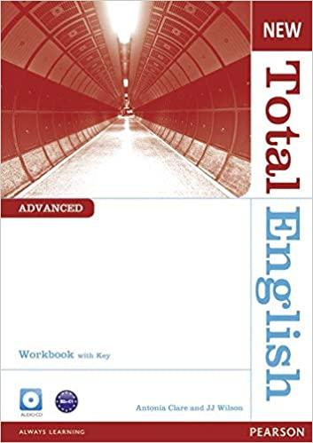 New Total English Advanced Workbook with Audio CD Pack