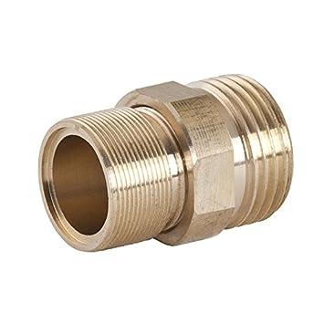 Amazon.com : Aqueon AQEN06158 Brass Faucet Adapter for Aquarium ...