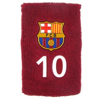 FC. Barcelona 'No 10' Wristband