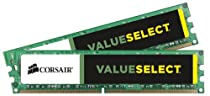 Corsair 16GB (2x8GB)  DDR3 1333 MHz (PC3 10666) Desktop Memory 1.5V