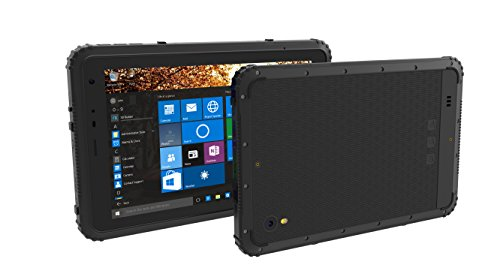 Vanquisher 8-Inch Ultra Rugged Tablet PC (2nd Gen), Windows 10 / Intel Quad Core CPU / GPS GNSS / Gorilla Glass Panel / IP67 Waterproof, For Enterprise Mobile Work by Vanquisher (Image #4)'