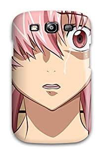 Hot 2290846K23918571 Tpu Case Cover Compatible For Galaxy S3/ Hot Case/ Mirai Nikki