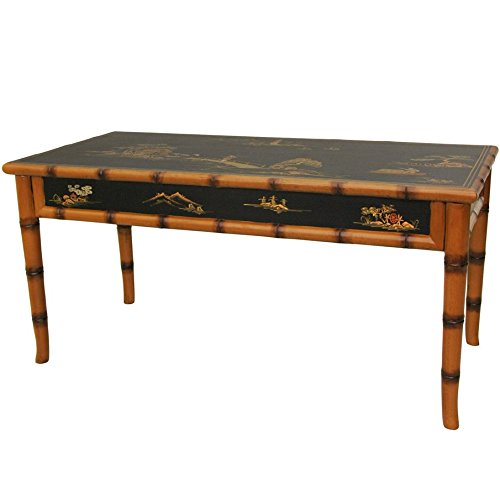 Oriental Furniture Ching Coffee Table