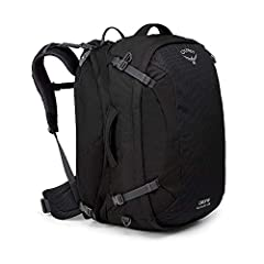 The osprey ozone duplex 65L offers a new twist on modular travel bags for savvy travelers. The daypack features a robust, capable and comfortable harness and the cargo bag secures to the back. The daypack is where you keep your more valuable ...