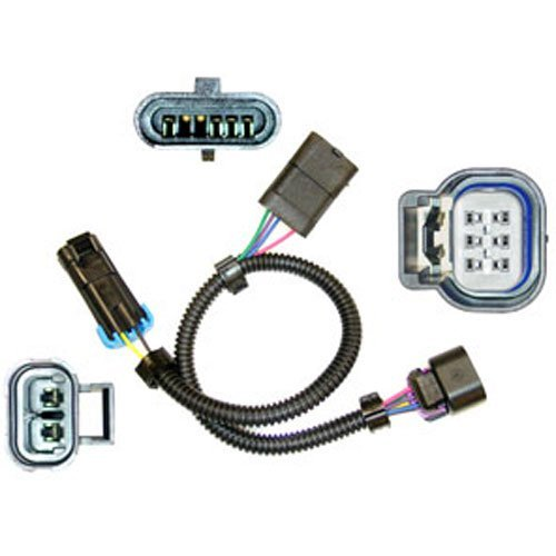 Caspers Electronics 108115 LS2 TO LS1 Throttle Body Adapter Harness