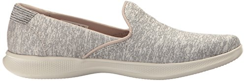 Skechers Performance Go Step Wanderschuh Taupe Damen Twist Lite wqFTx7wC
