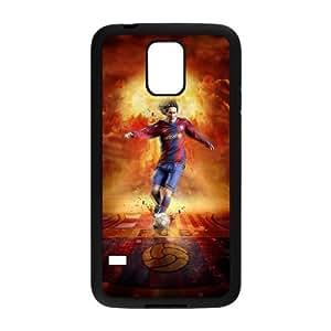Futbol Club Barcelona R-N-G3030114 SamSung Galaxy S5 G9006V Phone Back Case Art Print Design Hard Shell Protection