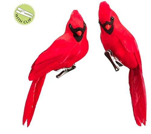 set-of-2-in-the-birches-red-cardinal-bird-clip-on-christmas-figure-ornaments-8