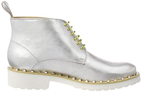 Silver 9 Hamilton Melvin Boots Bonny Cherso Silver Women's White amp; Yn7S66qZ