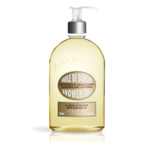 LOccitane Cleansing Softening Almond Shower product image