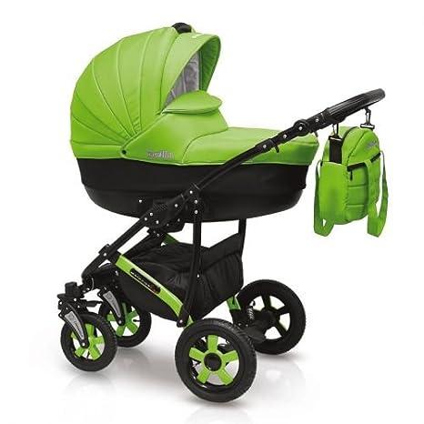 Camarelo Sevilla cochecito combi tipo Buggy verde N° 12 - Vert: Amazon.es: Bebé