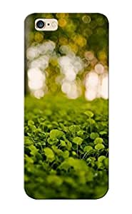 Cute High Quality Iphone 6 Plus Small Green Forest Plants Case Provided By Runandjump