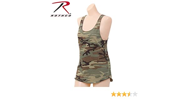 f74895986733b Amazon.com   Rothco Women s Racerback Tank Top   Sports   Outdoors