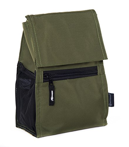 Insulated Lunch Bags | Compact Lunch Box |Adjust Strap + Name Tag! Kids & - Shops Mobile Name