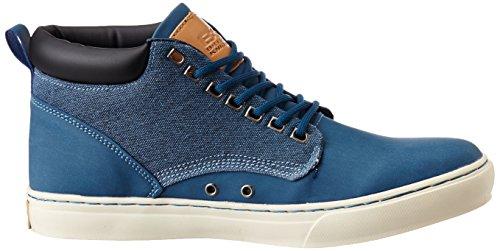 British Knights Wood, Herren Hohe Sneakers Blau