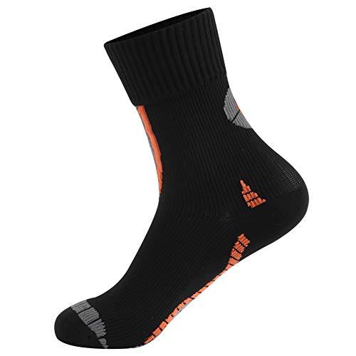 Mud Sports Waterproof Socks, RANDY SUN Unisex Performance Mid-calf Sock In Snow Sports Size Medium 1 Pair (Season Mid All Calf Sock)