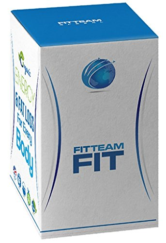 Energy Weight Loss Drink Fitteam Fit Sticks,Organic, GF, DF Vegan – 30 Sticks