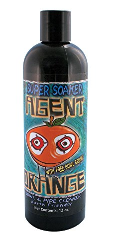 Agent Orange Super Soaker Bowl and Pipe Cleaner Earth Friendly 12 Oz