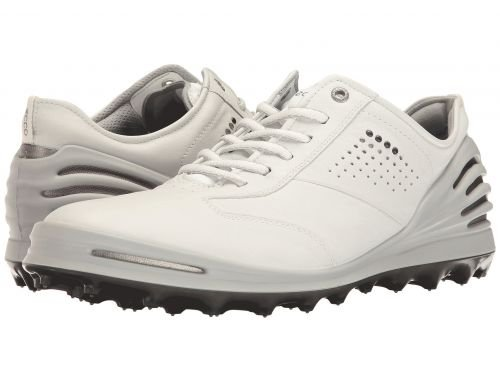ECCO Golf(エコー ゴルフ) メンズ 男性用 シューズ 靴 スニーカー 運動靴 Cage Pro - White [並行輸入品] B07BMQQ73V