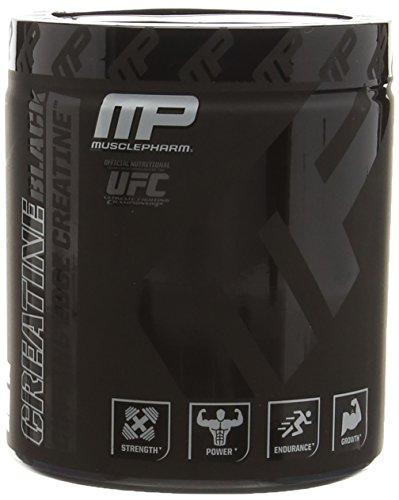 Muscle Pharm Black Label Creatine Supplement, Blue Raspberry, 7 Ounce