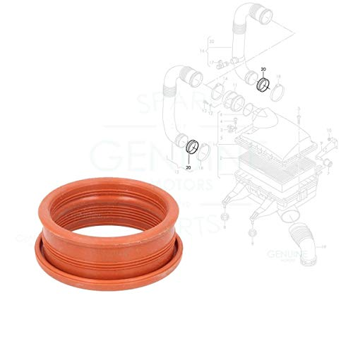 AIR INTAKE HOSE GASKET/SEAL SLEEVE, 2E0129213A: