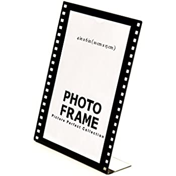 Amazon.com - Acrylic Wavy Film Photo Booth Frame Curved ...