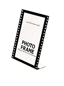 Amazon.com - 4x6 clear acrylic picture frame Film Style ...