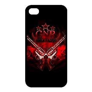 Custom Cartoon Back Cover Case for iphone 4,4S JN4S-477