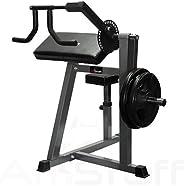 Amstaff DF-2332 Biceps & Triceps Machine/Preacher Curl B