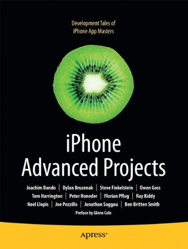 iPhone Advanced Projects (Apress Series of iPhone Projects)