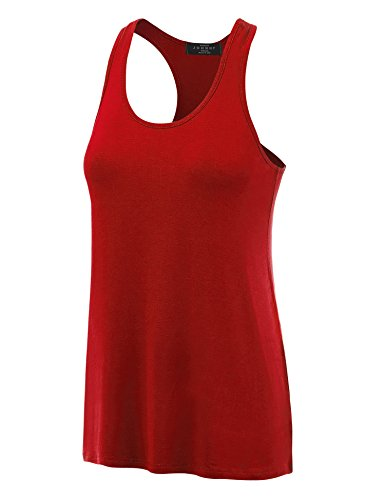 e089ad43367b82 Womens Classic Relaxed Racerback Tank