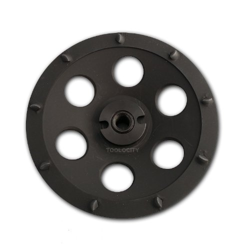 Toolocity ABWCD045P PCD Cup Wheel, 4.5-Inch
