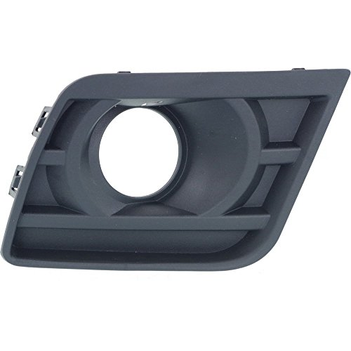 Fog Light Trim compatible with Chevy Camaro 14-15 Molding Bezel W/Tow Hooks Coupe/Convertible LT/SS Model Right - Bezel Camaro