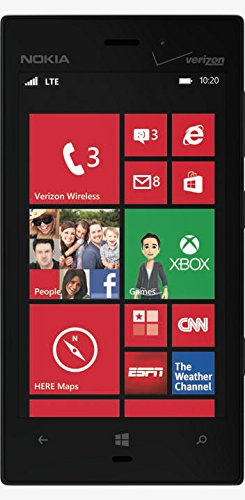 Nokia Lumia 928 32GB Verizon Wireless CDMA 4G LTE Windows 8 Smartphone w/ Carl Zeiss Optics Camera - White