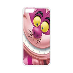 Disney Alice in Wonderland Productive Back Phone Case For Apple Iphone 6 Plus 5.5 inch screen Cases -Pattern-13