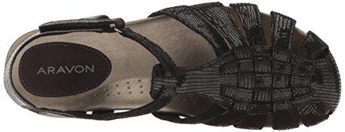 Aravon Women's Women's Women's Standon Fisherman Sandal - Choose SZ color 1e0deb