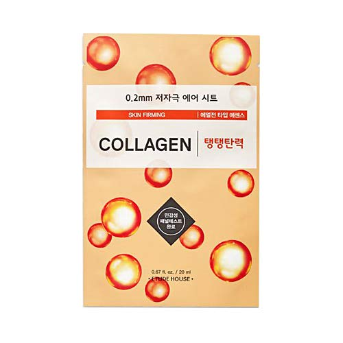 [Etude House] 0.2 Therapy Air Mask Collagen 20ml 10ea