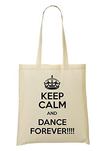 Borsetta E Per La Della Danza Spesa Sempre Mantenere Calma Borsa wxYPTqUx
