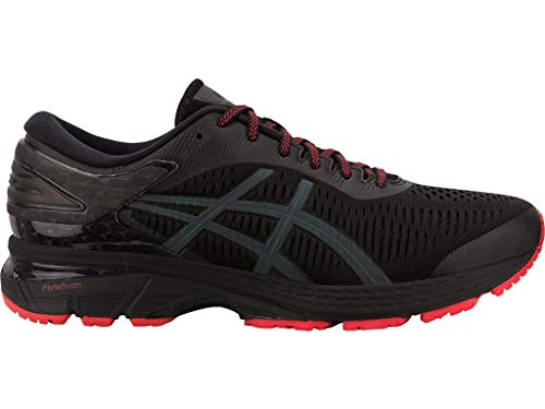 00.001 Solutions - ASICS Men's Gel-Kayano 25 Lite-Show Running Shoes, 14M, Black/Black