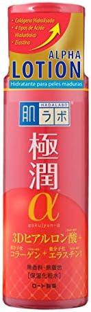 Loção Hidratante Gokujyun Alpha Lotion, Hada Labo, 170 ml