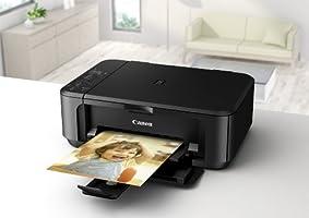 Canon PIXMA MG2250 - Impresora multifunción de Tinta en Color (A4 ...
