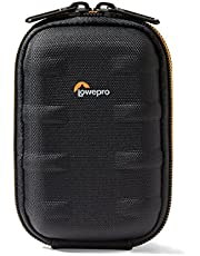 Lowepro Pouch Impact Protection Lowepro Santiago 20 II. Get Big Impact Protection in The Compact and Highly Portable Santiago II Compact Camera case, Black (LP36856-0WW)