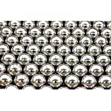 100 3//8 Inch Chrome Steel Bearing Balls G25 BC Precision BCCH1075