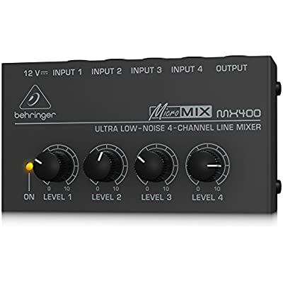 behringer-micromix-mx400