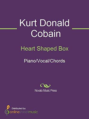Heart Shaped Box - Kindle edition by Kurt Donald Cobain, Nirvana ...