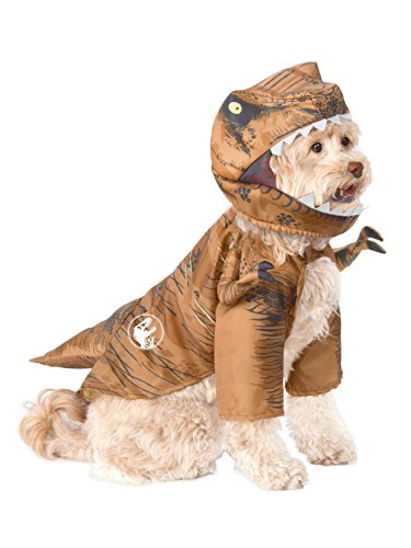 Rubie's Costume 580689LXL-XL Co Jurassic World: Fallen Kingdom T. Rex Pet Costume, -