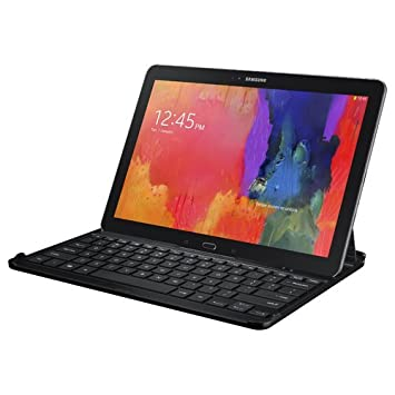 Samsung G034905N1 - Funda con Teclado Tab Note Pro 12.2, Negro: Amazon.es: Informática