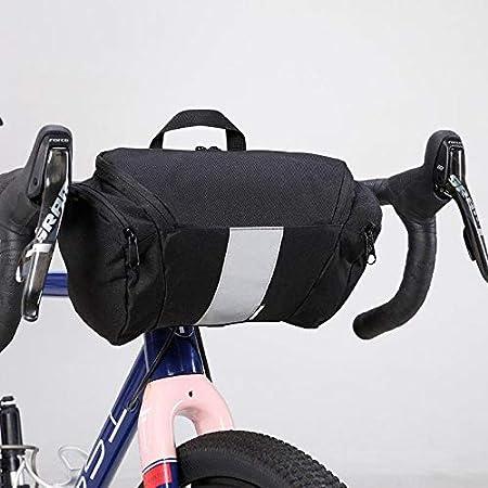 SAHOO 3L Cycling Bicycle MTB Bike Handlebar Front Basket Bag Handbag Waterproof