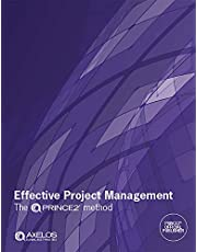 Effective Project Management; The Prince2(r) Method